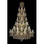 Crystal chandelier 4050 54/27P-505S