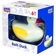 Ambi Toys Baby Bath Duck Toy