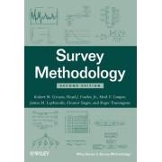 Survey Methodology by Robert M. Groves