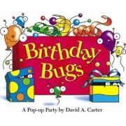 Birthday Bugs by David A Carter