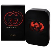 Gucci Guilty Blackpentru femei EDT 75 ml