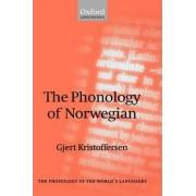 The Phonology of Norwegian by Professor of Scandinavian Languages Gjert Kristoffersen