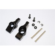 HPI Bullet 3.0 Nitro & Bullet Flux Upgrade Parts Aluminium Rear Knuckle Arm - 1Pr Set Black