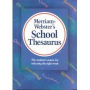 Webster's School Thesaurus by Merriam-Webster