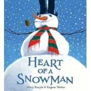 Heart of a Snowman by Eugene Yelchin