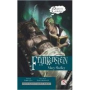 Frankenstein Ro + Eng - Mary Shelley