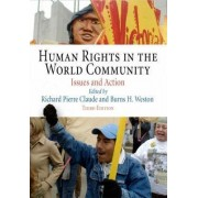 Human Rights in the World Community by Richard Pierre Claude