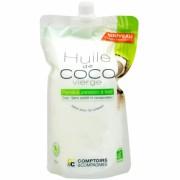 Huile de coco vierge bio 500ml