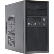 Carcasa Chieftec Mini Tower CT-01B 350W Black