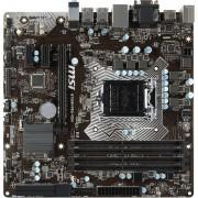 Placa de baza MSI B150M PRO-VDH Intel LGA1151 mATX