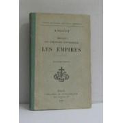 Discours Sur L'histoire Universelle Troisième Partie Les Empires