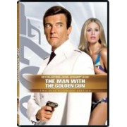 THE MAN WITH THE GOLDEN GUN DVD SE - 2 discs 1974