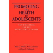 Promoting the Health of Adolescents by Director of Research in Adolescent Medicine and Associate Professor of Pediatrics Susan G Millstein Ph.D.