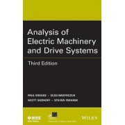 Analysis of Electric Machinery and Drive Systems by Paul C. Krause
