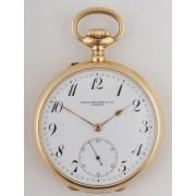 Zlaté kapesní hodinky Patek Philippe