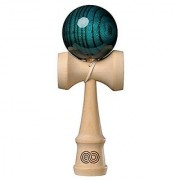 Kendama USA - Kaizen Translucent - Deep Sea Blue - Gloss