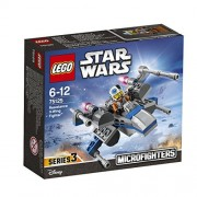 LEGO Star Wars Resistance X-Wing Fighter Building Set by LEGO