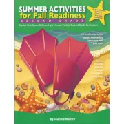 Summer Activities for Fall Readiness: Second Grade by Jeanine Manfro