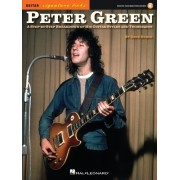 Peter Green - Signature Licks: A Step-By-Step Breakdown of His Playing Techniques