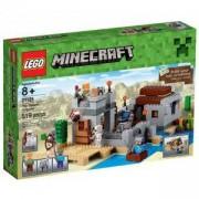 Конструктор ЛЕГО МАЙНКРАФТ-ПУСТИННИЯТ ПОСТ, LEGO Minecraft, 21121
