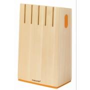 Fiskars - Késblokk, új (üres, nyers fa színű) (200083)