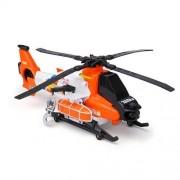 Tonka Rescue Force Coast Guard Helicopter - Lights and Sound