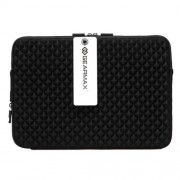 GEARMAX 13.3 inch Sleeve Case Bag with Diamond Grain for Laptop Notebook GM1703(Black)