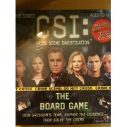 C.S.I.: the Board Game Plus 3 Bonus Stories by Speciality Board Game