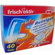 Tablety do myčky ORO frisch aktiv 5v1 - 40 tablet