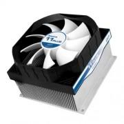 ARCTIC Alpine 11 PLUS - Dissipatore per CPU Intel - fino a una potenza di raffreddamento di 100 Watt grazie a una ventola da 92mm PWM
