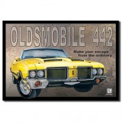 """Sign - Oldsmobile 442"""