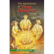 Oxford Progressive English Readers: Grade 3: The Adventures of Tom Sawyer: 3100 Headwords by Mark Twain