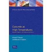 Concrete at High Temperatures by Z. P. Bazant