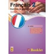 Francais - Exercices de grammaire - Le verbe.