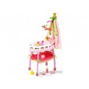 Klein Toys Princess Coralie Cradle Bathtub and Changing Mat (KL-1690)