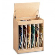 Jonti-Craft Folding Board Easel 0544JC