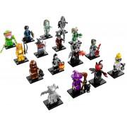 Lego Minifigures Série 14 - Série Complète De 16 Figurines
