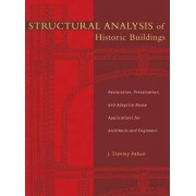 Structural Analysis of Historic Buildings by J. Stanley Rabun