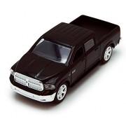 Dodge Ram 1500 Pickup Truck, Black Jada Toys Just Trucks 97015 1/32 Scale Diecast Model Toy Car