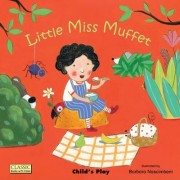 Little Miss Muffet by Barbara Nascimbeni