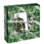 Police To Be Camouflage ajándékcsomag