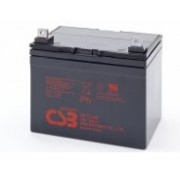 Batería para moto electrica 12v 34ah Plomo AGM GP12340 CSB