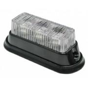 Flash Blitz Auto 3 LED-uri 12V -12 tipuri de flash