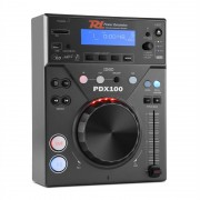 Power Dynamics PDX100, DJ-CD-плейър с CD, USB, SD a MP3 (Sky-172.719)