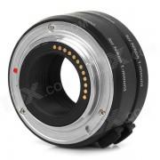VILTROX DG-1N 10mm / 16mm Tube Auto Extension Set pour Nikon J1 / J2 / V1 - Noir + argent