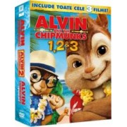 Alvin Trilogy Box Set DVD