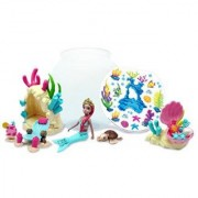 LIMITED EDITION NIXIES VACAY COVE UNDERWATER HIDEAWAY PLAY SET WITH AMELIA and SHELBY THE TURTLE - Undersea Glam on the