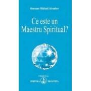 Ce Este Un Maestru Spiritual - Omraam Mikhael Aivanhov