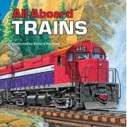 All Aboard Trains by Deborah Harding