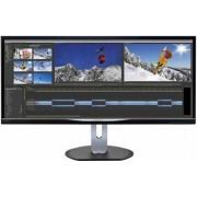Monitor LED 34 Philips BDM3470UP UWQHD 5ms GTG Negru